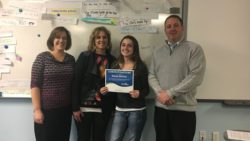 "Zions Bank Awards Blackfoot Student For ""A"" Grades"