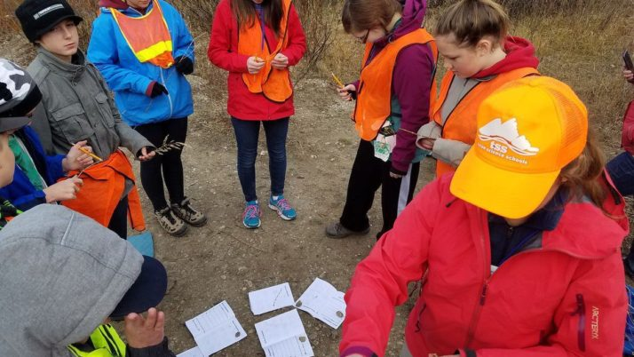 Pocatello Community Charter School Students Explore Grand Teton National Park
