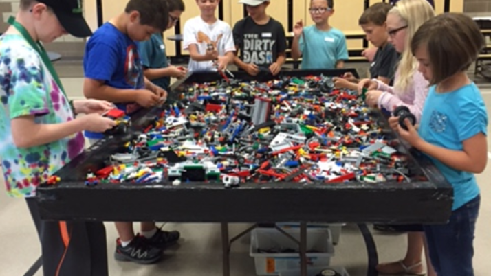 Three Vision Charter FLL Robotics Teams Go On To State!