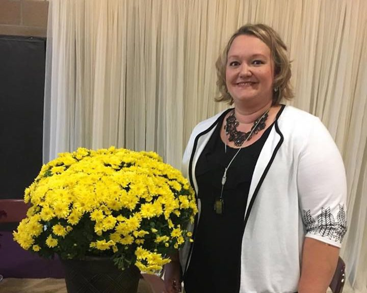 Caldwell Teacher Wins Idaho's Teacher of the Year Award