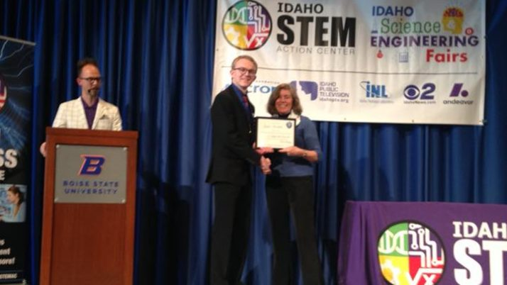 Front Porch: Vision Charter impresses at Western Idaho Science and Engineering Fair
