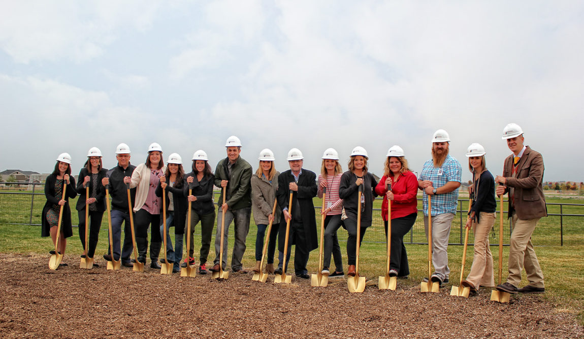 North Star Charter School Breaks Ground on Sports Complex