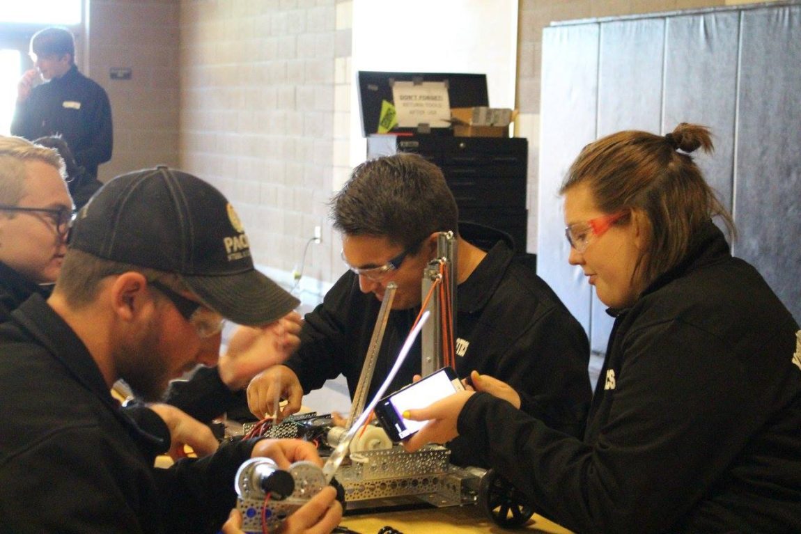 Vision Charter Students win Awards in FIRST Tech Challenge State Championship